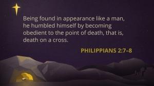 philippians 2 7