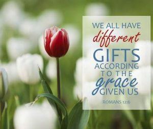 Romans 12 6