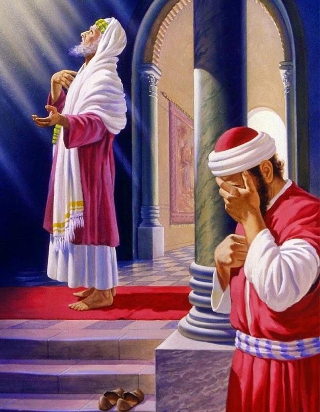 Luke 18 9 14
