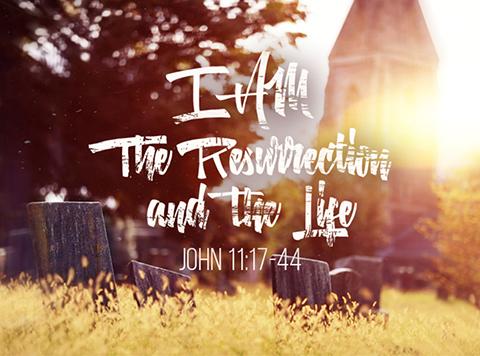 john 11 17-44