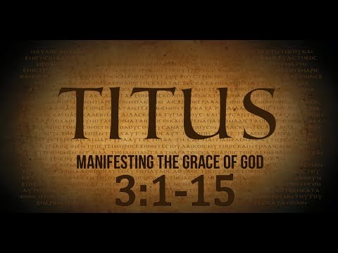 titus 3 1 15