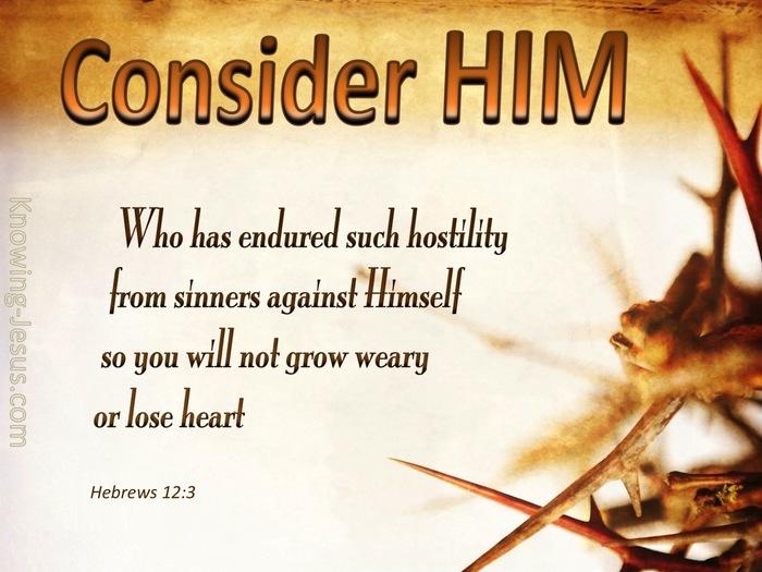 Hebrews 12-3