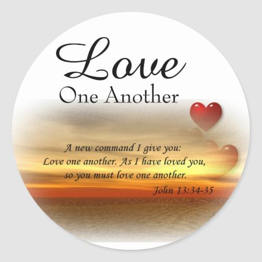 john 13 34-35